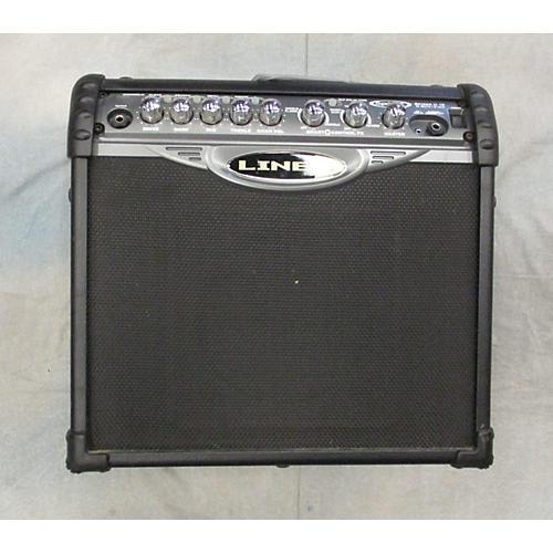 Line 6 Spider II 15 Guitar Combo Amp-thumbnail