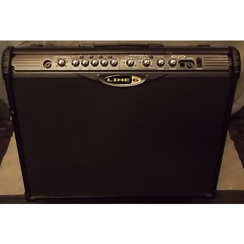 Line 6 Spider II 150 2x12 150W Guitar Combo Amp-thumbnail