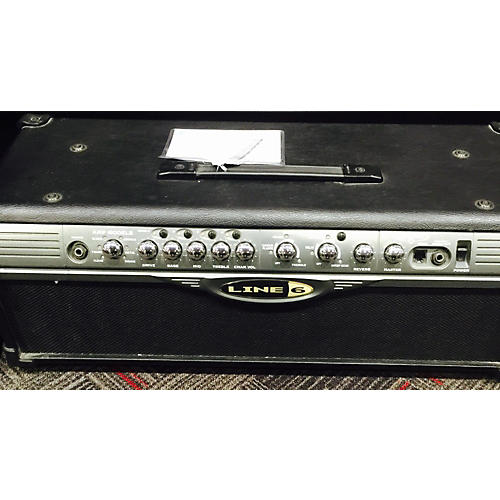 Line 6 Spider II 150W Solid State Guitar Amp Head