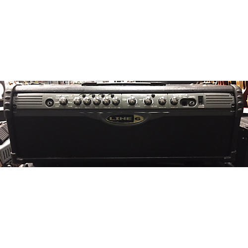 Line 6 Spider II 150W Solid State Guitar Amp Head-thumbnail