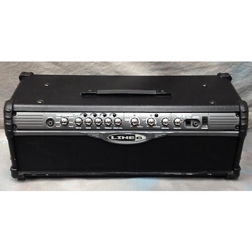 used line 6 spider ii 150w solid state guitar amp head guitar center. Black Bedroom Furniture Sets. Home Design Ideas
