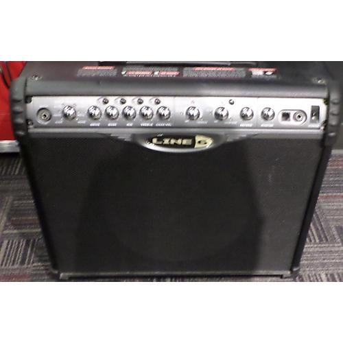 Line 6 Spider II 1X12 75W Guitar Combo Amp-thumbnail