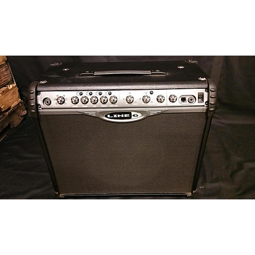 Line 6 Spider II 1x12 75W Guitar Combo Amp-thumbnail