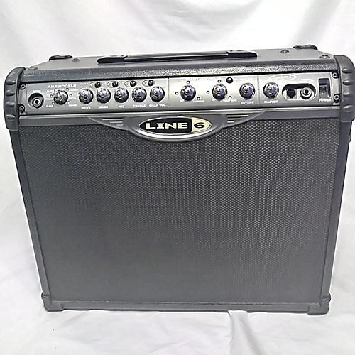 used line 6 spider ii 1x12 75w guitar combo amp guitar center. Black Bedroom Furniture Sets. Home Design Ideas