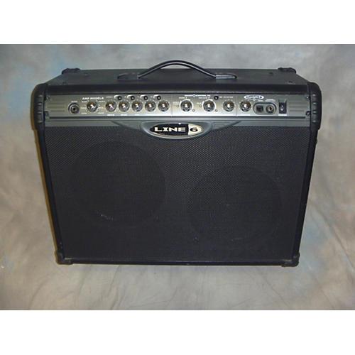 Line 6 Spider II 2x10 120W Guitar Combo Amp-thumbnail