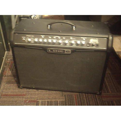 Line 6 Spider II 2x10 120W Guitar Combo Amp-thumbnail