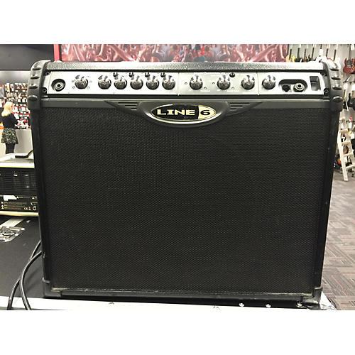 Line 6 Spider II HD75 75W Guitar Amp Head-thumbnail