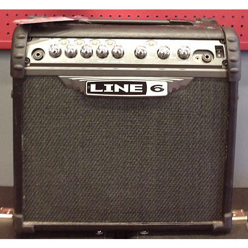 Line 6 Spider III 15 1X8 15W Guitar Combo Amp-thumbnail