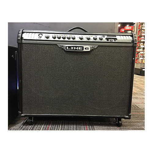 Line 6 Spider III 150 2x12 150W Guitar Combo Amp-thumbnail