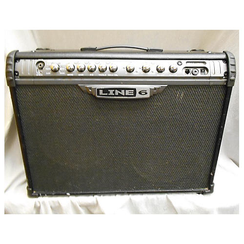 Line 6 Spider III 2x10 120W Guitar Combo Amp-thumbnail