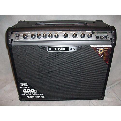 Line 6 Spider III 75 1x12 75W Guitar Combo Amp