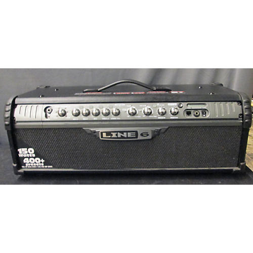 Line 6 Spider III HD150 150W Solid State Guitar Amp Head-thumbnail
