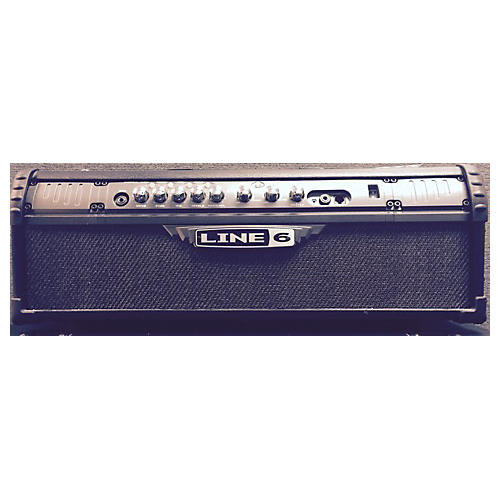 Line 6 Spider III HD75 75W Guitar Amp Head-thumbnail