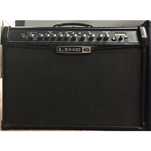 Line 6 Spider IV 120W 2x10 Guitar Combo Amp-thumbnail