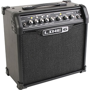 Line 6 Spider IV 15 15 Watt 1x8 Guitar Combo Amp by Line 6