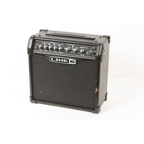 Line 6 Spider IV 15 15W 1x8 Guitar Combo Amp-thumbnail