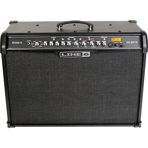 Line 6 Spider IV 150 150W 2x12 Guitar Combo Amp-thumbnail