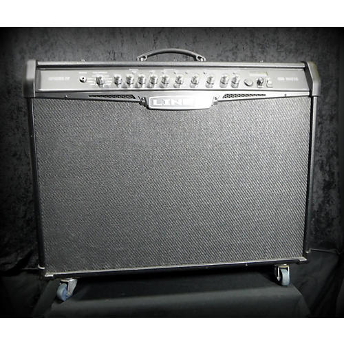 Line 6 Spider IV 150W 2X12 Guitar Combo Amp-thumbnail