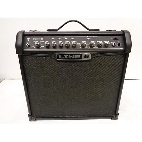 Line 6 Spider IV 30 W 1x12 Guitar Combo Amp