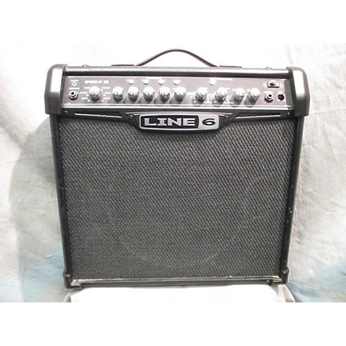 Line 6 Spider IV 30W 1X12 AMP COMBO A GUITAR-thumbnail