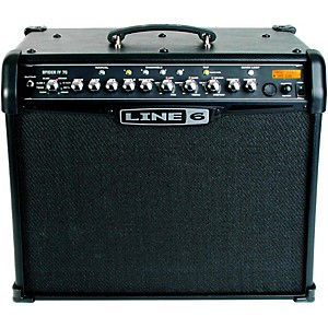 Line 6 Spider IV 75 75 Watt 1x12 Guitar Combo Amp by Line 6