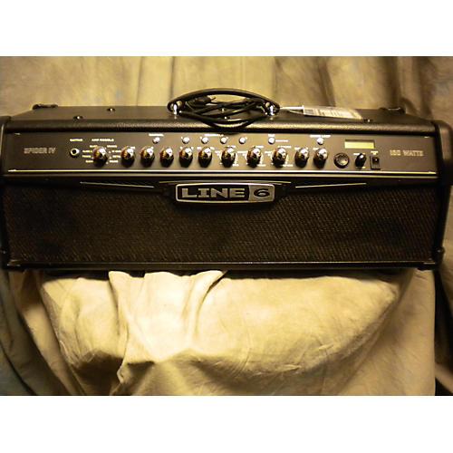 Line 6 Spider IV HD150 Guitar Amp Head-thumbnail