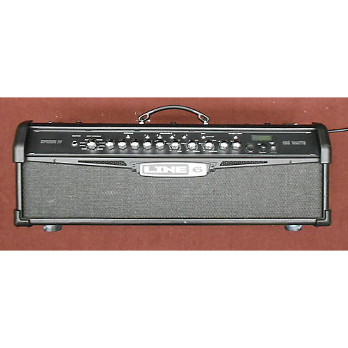 Line 6 Spider IV HD150 Guitar Amp Head