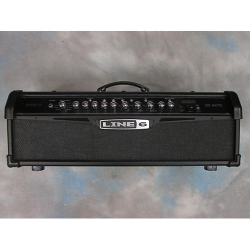 Line 6 Spider IV HD150 Solid State Guitar Amp Head-thumbnail