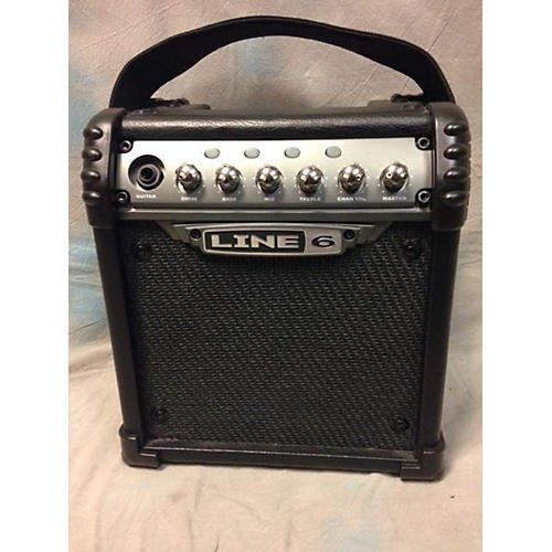 Line 6 Spider Micro Guitar Combo Amp-thumbnail