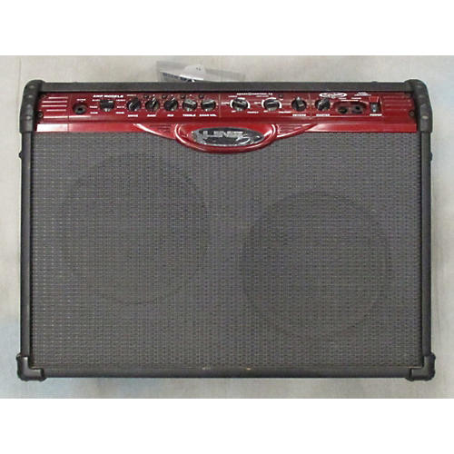 Line 6 Spider Red 2x10 50w Guitar Combo Amp-thumbnail