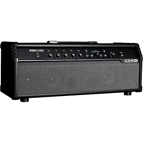 Line 6 Spider V 240HC 240W Head with Built-In Speakers-thumbnail