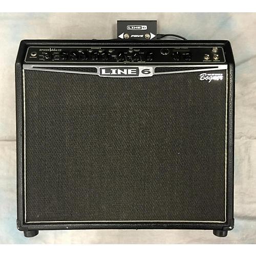 Line 6 Spider Valve 40W 1x12 Tube Guitar Combo Amp-thumbnail