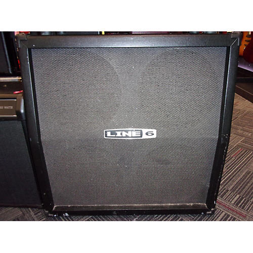 Line 6 Spider Valve 412 4X12 Straight Guitar Cabinet-thumbnail
