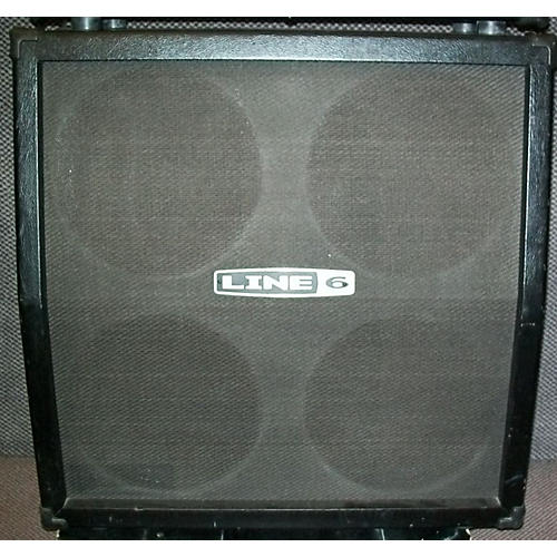 Line 6 Spider Valve 412 4x12 Slant Guitar Cabinet-thumbnail