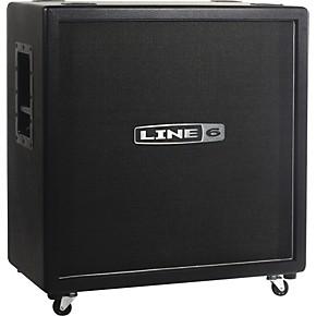 line 6 spider valve 412vs 240w 4x12 guitar speaker cabinet slant guitar center. Black Bedroom Furniture Sets. Home Design Ideas