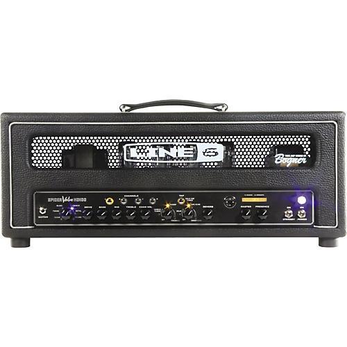 Line 6 Spider Valve HD100 100W Guitar Amp Head-thumbnail