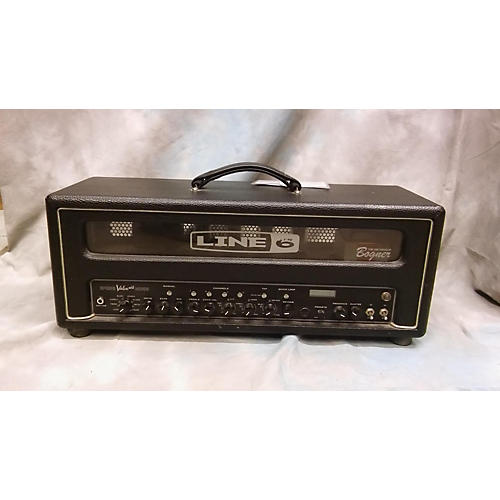 Line 6 Spider Valve HD100 MKII Tube Guitar Amp Head