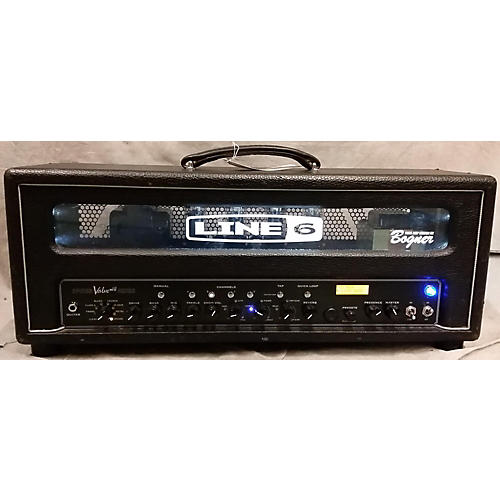 Line 6 Spider Valve HD100 MKII Tube Guitar Amp Head-thumbnail