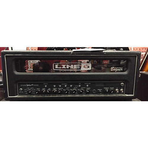 Line 6 Spider Valve HD100 MKII Tube Guitar Amp Head