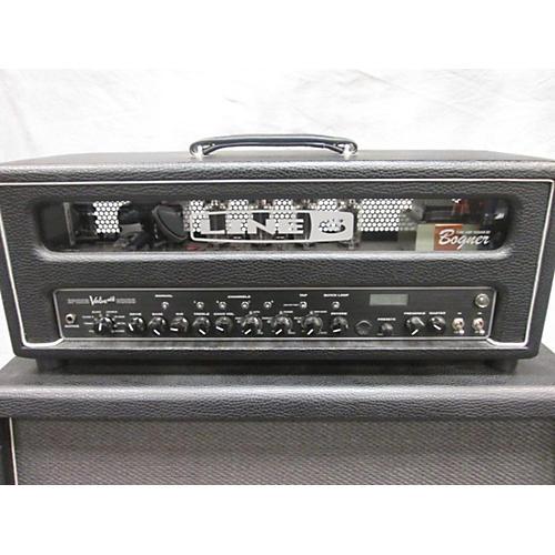 Line 6 Spider Valve HD100 MKII W/fbv Mkii Tube Guitar Amp Head-thumbnail