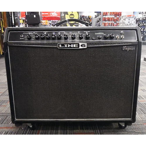 Line 6 Spider Valve MKII 40W 2x12 Tube Guitar Combo Amp-thumbnail