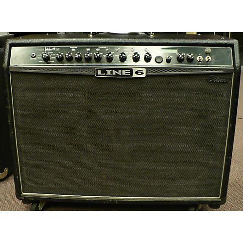 Line 6 Spider Valve MKII 40W 2x12 Tube Guitar Combo Amp-thumbnail
