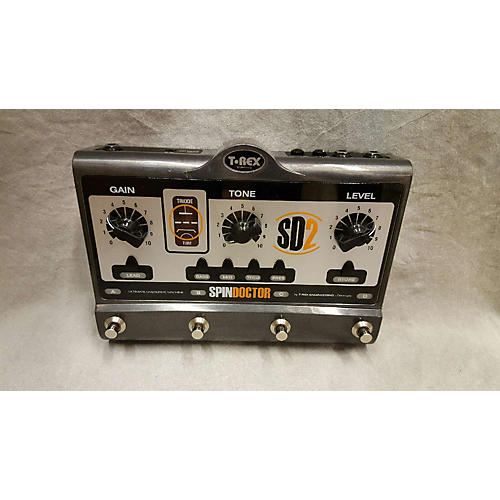 T-Rex Engineering Spin Doctor SD2 Effect Pedal-thumbnail