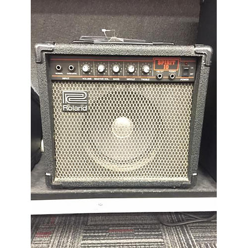 Roland Spirit 10 Guitar Combo Amp