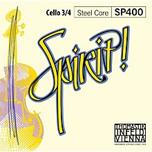 Thomastik Spirit! Cello String Set