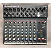 Soundcraft Spirit Folio Lite Unpowered Mixer
