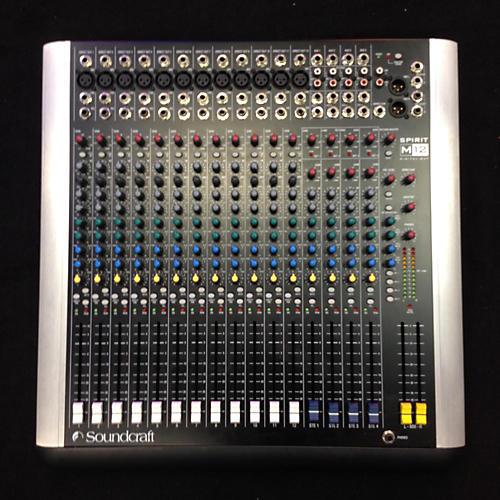 Soundcraft Spirit M12 Unpowered Mixer