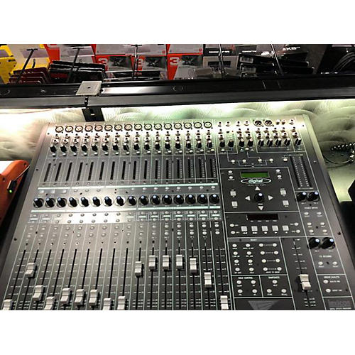 used soundcraft spirit unpowered mixer guitar center. Black Bedroom Furniture Sets. Home Design Ideas