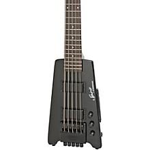 Spirit XT-25 5-String Standard Bass Black