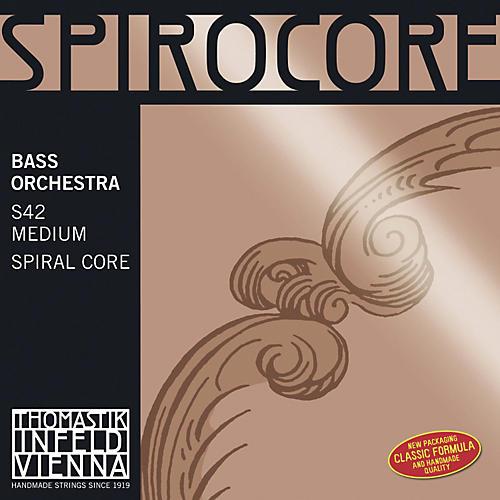 Thomastik Spirocore 3/4 Size Double Bass Strings-thumbnail